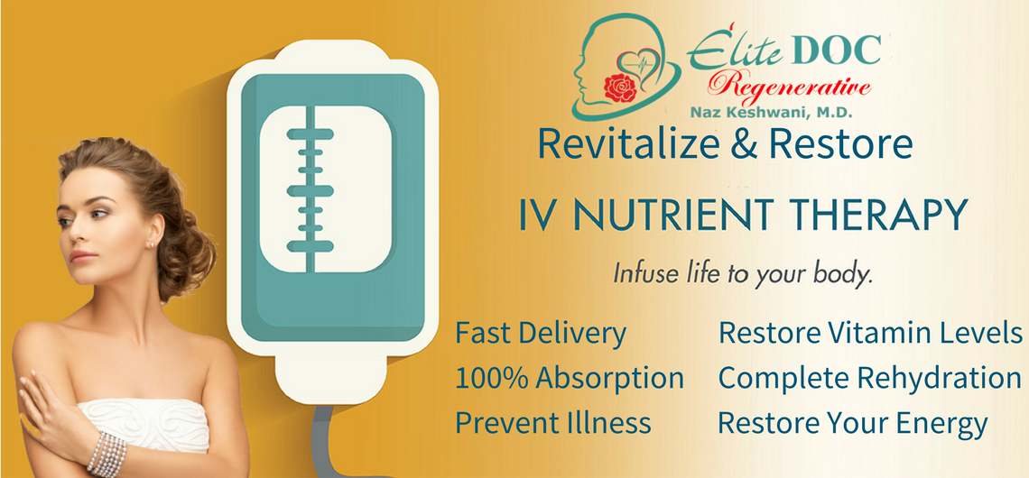 IV Nutrition Therapy EDR